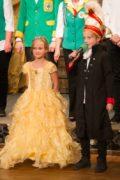 Prinz Malik I. und Prinzessin Mieko I.