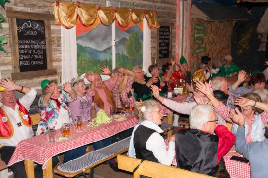 unsere Senioren feiern